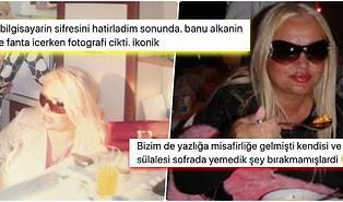 Türkiye'nin Afrodit'i Banu Alkan'ın İnsanların Yazlık Evlerine ve Yemeklerine Konma Hikayeleri Hepinizi Güldürecek!