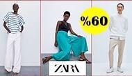 Bu Tarihte Asla İndirim Yapmayan Zara'dan Alabileceğiniz 21 İndirimli Ürün!