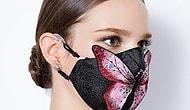 2021'in Göz Kamaştıran Maske Modası...