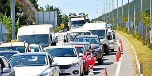 Seyahat Yasağı Kalktı 2 Milyon Kişi Yollara Düştü