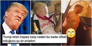 Donald Trump'a Ait Olduğu İddia Edilen Anadan Üryan Çıplak Fotoğraf Ortalığı Çok Fena Karıştırdı