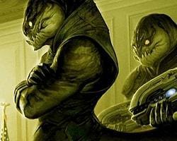 İnsanlık 2021 Yılı Geldiğinde Büyük Bir Şokla Sarsıldı. Dünya Reptilianlar Olarak Da Bilinen Dev Kertekelelerin Yönetimine Geçti.