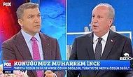 Muharrem İnce, Konuşmasını Yarıda Kesen TV Kanalını Eleştirdi: 'Herkese Yapıyorlarmış, Bana Yapamazlar'