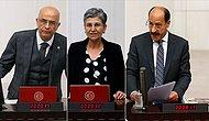 CHP'li Enes Berberoğlu ile HDP'li Musa Farisoğulları ve Leyla Güven'in Milletvekilliği Düşürüldü