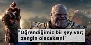 """Thanos Sonsuzluk Eldivenini Şıklattı! Amaçladığı Gibi Dünya Nüfusunun Yarısı Yok Olsaydı Etkileri """"Gerçekte"""" Nasıl Olurdu?"""