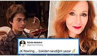 Harry Potter'ın Yazarı ve Fantastik Edebiyatın Duayenlerinden J.K. Rowling'in Trans Karşıtı Söylemleri Tepkilerin Odağında