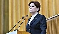 Akşener'den 'Ayasofya' Açıklaması: 'AKP'nin Oylarıyla Önergemiz Reddedildi, Bu Utanç Size Yeter'