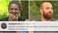 Survivor'da Kızışma! Sercan'la Aynı Takımda Olmak İstemeyen Nisa'ya Twitter Kullanıcılarından Sert Tepkiler Geldi!