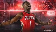 NBA 2K21'ın PS5 ile Birlikte Piyasaya Çıkacak Oyununun Zion Williamson'lı Fragmanı Yayınlandı