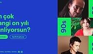 Spotify'da Nostalji Rüzgarı Devam Ediyor: Peki Sizin En Çok Dinlediğiniz On Yıl Hangisi?