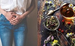 Regl Ağrılarınızla Vedalaşın! Evde Kolaylıkla Hazırlayabileceğiniz Hem Faydalı Hem Rahatlatıcı Bitki Çayları