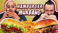 Hamburger MUKBANG: Uğur Dündar, Serenay Sarıkaya ve Cem yılmaz, 90'lar