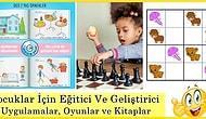 Çocuğunuz Eğlenirken Öğrensin: Dikkat ve Hafıza Güçlendiren Oyun, Kitap ve Uygulamalar