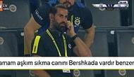 Trabzonspor Maçında Telefonla Konuşurken Ekranlara Yansıyan Volkan Demirel Mizahçıların Eline Düştü