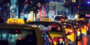 Kurallara Uyma, Nezaket, Yolcu ve Yol Güvenliği... Taksicilere Puanlama Sistemi Geliyor