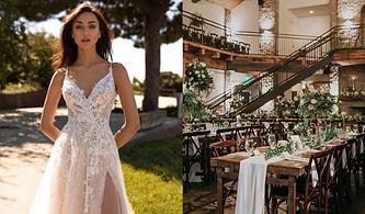 Gelinlik Tercihlerin Düğününün Nerede Olacağını Söylüyor!