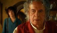 Yüzüklerin Efendisi'nin Bilbo Baggins'i Yaşamını Yitirdi