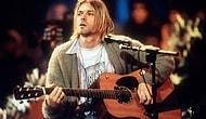 Kurt Cobain'in MTV Unplugged Performasında Çaldığı Gitar Rekor Fiyata Satıldı