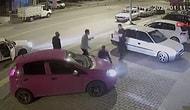 Trafikte Darp Edip, Evine Kadar İzlediler: Kick Boksçu Mağdur, Üç Kişiyi Döverek Kurtuldu