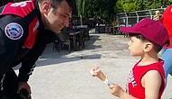 Maraş Dondurmacısının 'Dondurma Şakası'na Sinirlenince Polise Şikayet Eden Çocuk