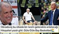 Türkiye'den Bir Obradović Geçti! Adını Fenerbahçe Tarihine Altın Harflerle Yazdıran Koçun Eşsiz Başarıları