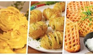 Mutfağın Demirbaşı Patates ile Yapabileceğiniz 12 Lezzetli Tarif