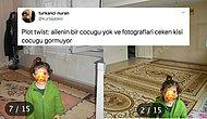 İnternetteki Bir Ev İlanının Her Fotoğrafında Ortaya Çıkan Küçük Kız Çocuğuna Yapılan Güldüren Yorumlar