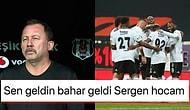 Kartal Çok Rahat! Beşiktaş'ın Üç Puanı Üç Golle Aldığı Konyaspor Maçında Yaşananlar ve Tepkiler