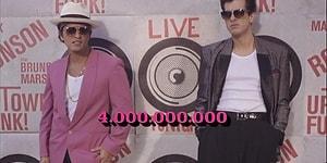 Youtube'da 1 Milyar İzlenme Sınırını Geçerek Tüm Dünyada Popüler Olmayı Başarmış 15 Şarkı