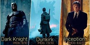 Filmin Ustası: Christopher Nolan'ın Sinema Tarihinde Unutulmayacak İzler Bırakan En İyi 10 Filmi