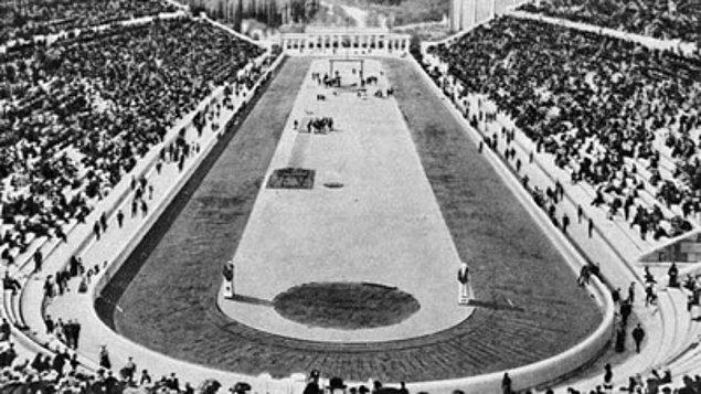 2. Eskiden Olimpiyat Oyunları'nda sanat alanında da madalya veriliyordu.