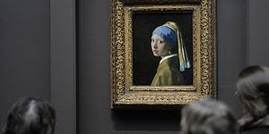 Johannes Vermeer'in Başyapıtı ve Sanat Tarihinin En Önemli Eserlerinden Olan 'İnci Küpeli Kız' Hakkında Bilinmeyenler