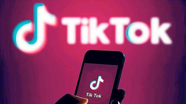 6. TikTok aslında çok güzel bir platform.