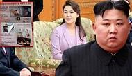 Sular Durulmuyor! Kim Jong-Un'un Eşinin Fotoğraflarının Güney Kore Tarafından Sızdırıldığı İddia Edildi