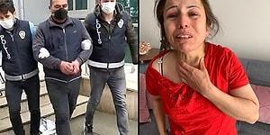'Hapisten Çıkarsa Yaşama Şansım Yok' Demişti: Karısını Döven ve İşkence Yapan Eski Koca Serbest
