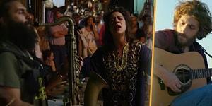 İsrailli Müzisyenlerin Canlı Sokak Performanslarını Yayınlayan 'Indie City'den Birbirinden Enfes Paylaşımlar