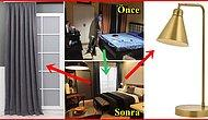 İşte Beğenip Beğenip Bulamadığınız Büyük Değişim Geçiren Odaların Yenilenmesinde Kullanılan Ürünler