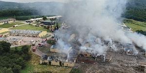 Sakarya'daki Havai Fişek Şirketinin Sicili Kabarık: 'Her Patlamadan Sonra İsim Değiştirdi'