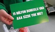 15 Milyondan Fazla Kişinin Bir Bildiği Var! Bedavası Bol Kredi Kartı Bonus