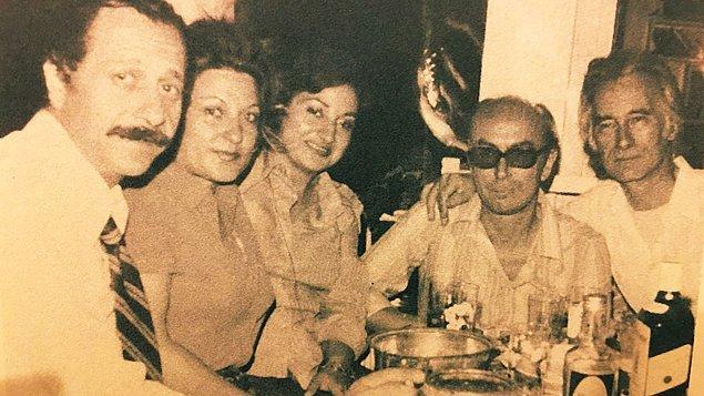 1961'de Türkiye İşçi Partisi'ne katılan Erbil, Fethi Naci yönetimindeki partinin Sanat ve Kültür Bürosu'nda Edip Cansever ve Ahmet Oktay ile birlikte çalışmalar gerçekleştirdi.