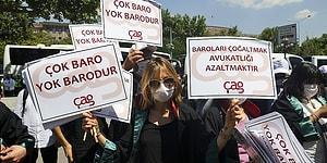 İtirazlara Rağmen Komisyondan Geçti: Barolara İlişkin Kanun Teklifi TBMM Genel Kurulu'nda Görüşülecek
