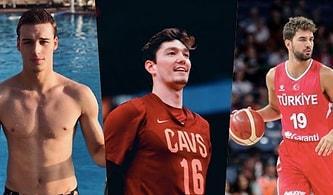 Buralar Alev Alev! Basketboldaki Başarıları Kadar Yakışıklılıklarıyla da Dikkat Çeken Basketbolcular
