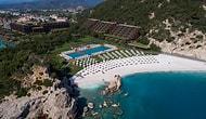 Turizm Bakanı'nın Otelinin Plajından Mermer Tozu Çıktı: 'Bakanlığınız Otelinizi Denetleyecek mi?'