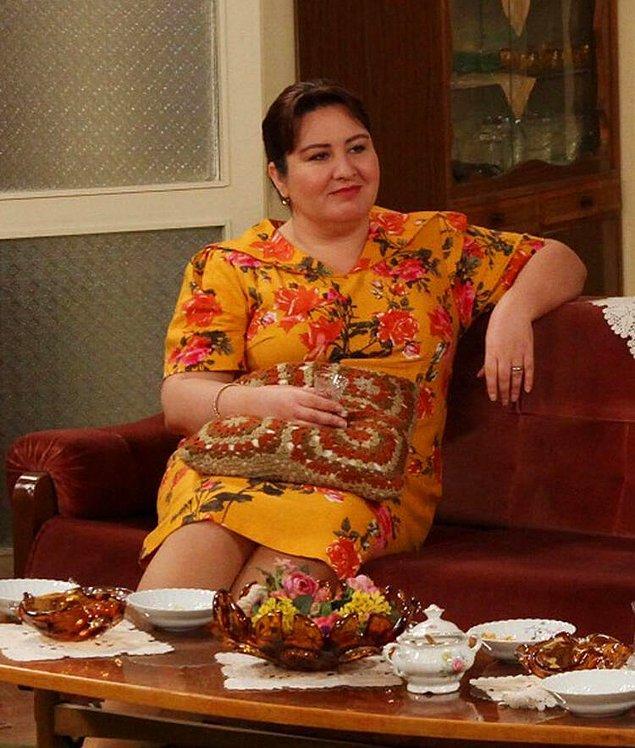 4. Seksenler'in Rukiye'si Özlem Türkad da mide küçültme ameliyatıyla tam tamına 35 kilo verdi!
