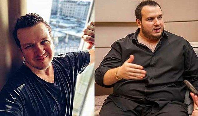 9. Şahan Gökbakar ketojenik diyet yöntemiyle 5 ayda tam 28 kilo verdi!