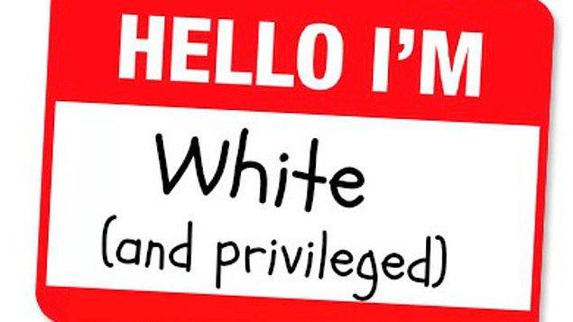 2. White privilege