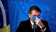 Tüm Programları İptal: Brezilya Lideri Bolsonaro'nun Koronavirüs Testi Pozitif Çıktı