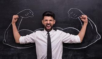 Erkeklere Özel Test: Senin Gücün Nereden Geliyor?