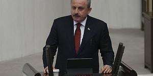 Meclis Başkanlığı'na Yeniden Mustafa Şentop Seçildi
