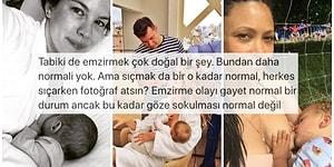 Meme Görmeye Alışın! Bebeğini Emziren Annenin Paylaşımına Gelen Çağ Dışı Yorumlar ve Kamuya Açık Alanda Emzirme Özgürlüğü
